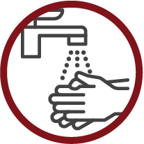 Icon Hand Washing