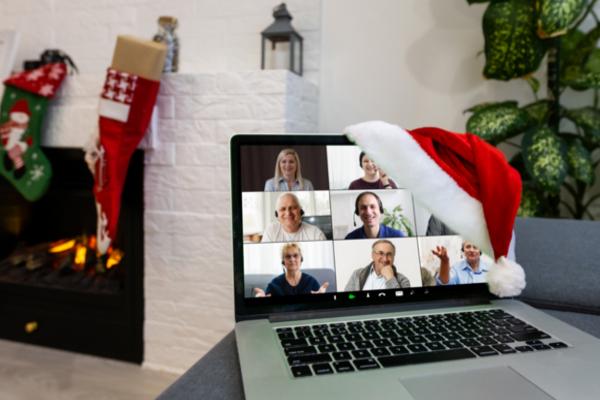 virtual holiday celebration